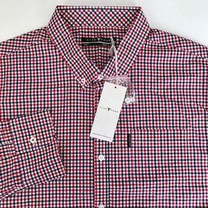 MENS FIVE FOUR Printed Button Down Shirt